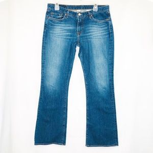 Lucky Brand Dungarees Classic Lowdown Jeans Size